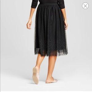 Dresses & Skirts - Women's Embellished Tulle Skirt